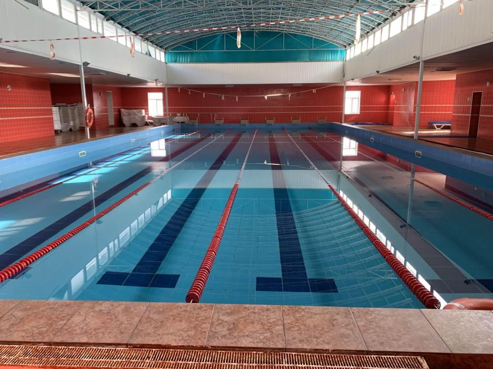 Спортивная база «Дельфинья бухта»